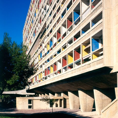 Unité d'Habitation by Le Corbusier