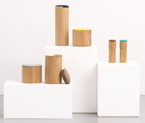 Vitamin Core Range at London Design Festival 2014
