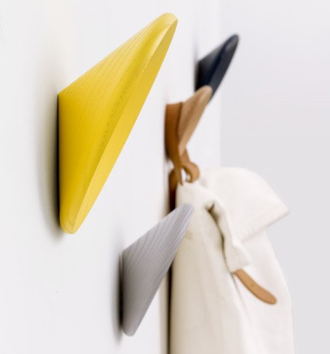 Vitamin Cone Hooks at London Design Festival 2014