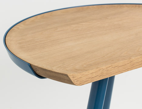 Vitamin releases Eclipse table at London Design Festival 2014