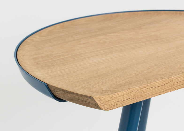 Vitamin's Eclipse table at London Design Festival 2014