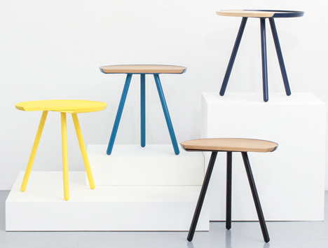 Vitamin releases Ninety stools at London Design Festival 2014