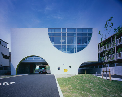 White Rose English School by Horibe Associates