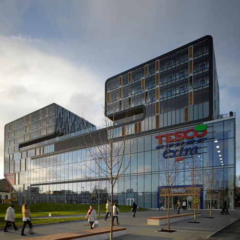 """Oppressive"" Woolwich Central development wins Carbuncle Cup 2014"