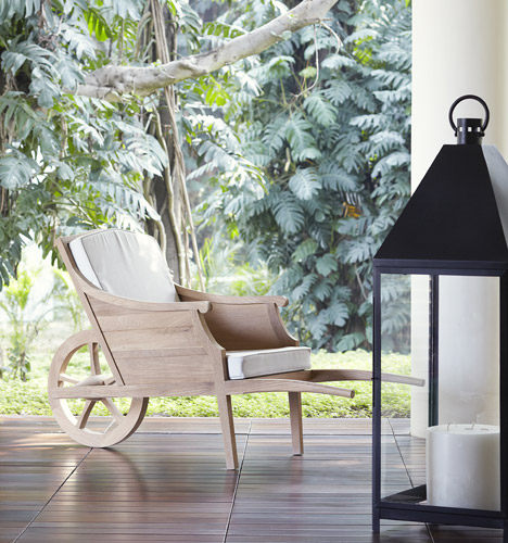 Pune by Philippe Starck for YOO