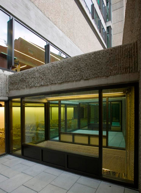Yale Building by Paul Rudolph