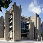 Brutalist buildings: Yale Art and Architecture Building, Connecticut by Paul Rudolph