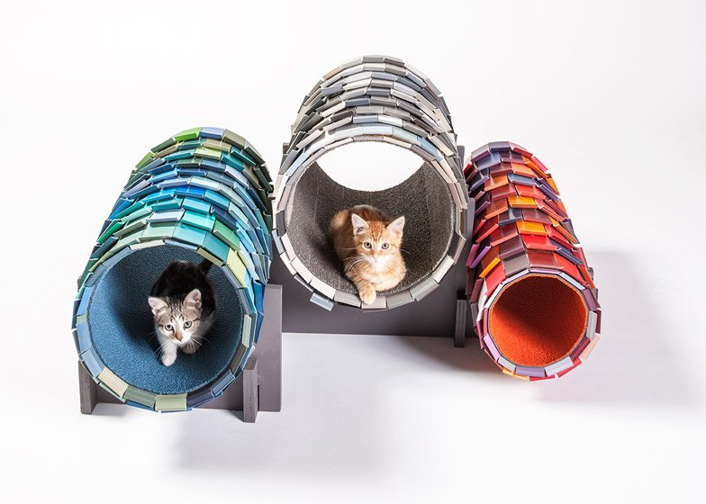 Architects for Animals cat house by NAC
