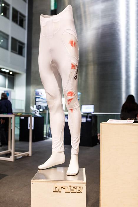 Bruise by Dan Garret, James Dyson Award 2014 shortlist