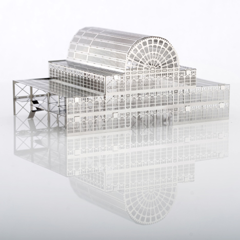 The Crystal Palace by Another Studio