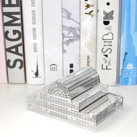 Competition: five miniature models of the Crystal Palace to be won
