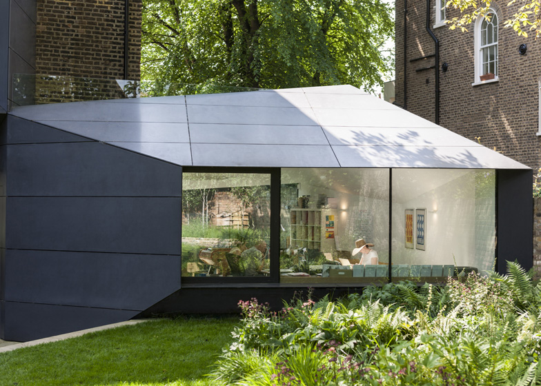 Lens House, London by Alison Brooks Architects