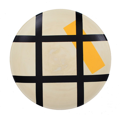 Grid plate at Darkroom for London Design Festival 2014