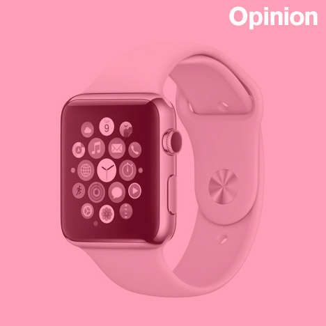 Karim Rashid shares his opinion on Apple's Apple Watch
