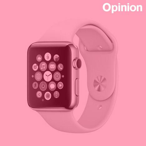 """Apple has taken the minimal aesthetic too far"""