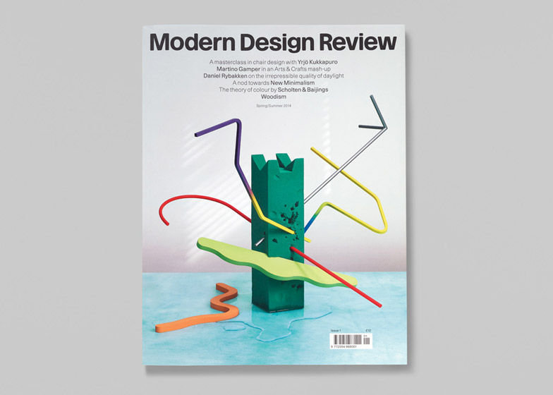 Modern Design Magazine new magazines: interview with laura houseley of modern design review