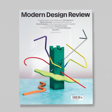 Modern Design Review magazine