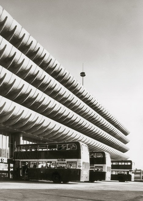 Preston Bus Station by Keith Ingham and Charles Wilson