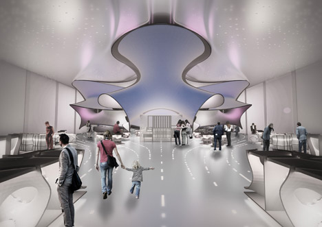 Science Museum by Zaha Hadid