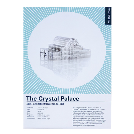 The Crystal Palace model pack by Another Studio