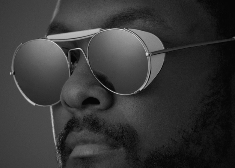 9a104b41abe Will.i.am launches eyewear range with designer George Gorrow