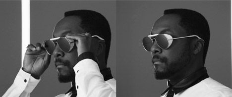 Will i Am eyewear collection