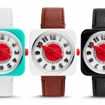 "Eley Kishimoto and Fossil launch watch with a ""new way of telling time"""