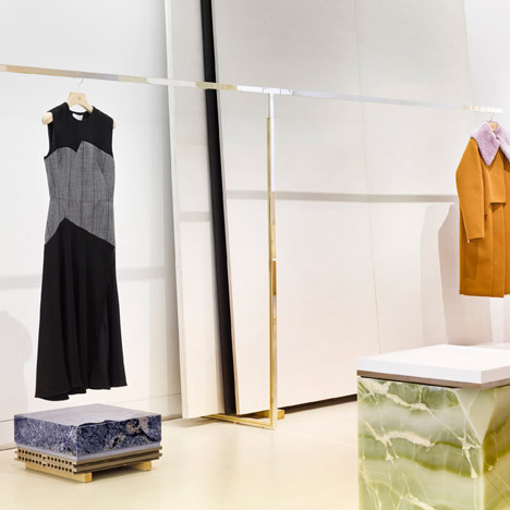 Campaign adds opulent gold and marble to 3.1 Phillip Lim New York flagship store