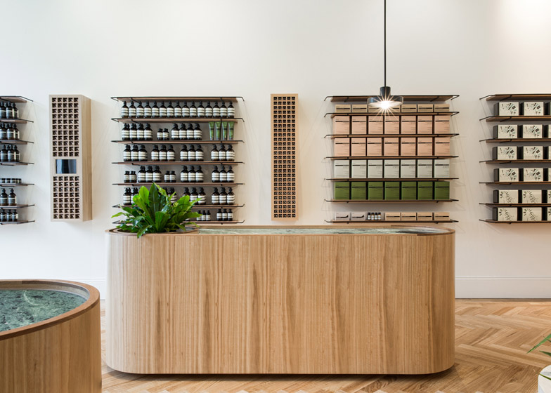 3 Of 8 Aesop Rundle Street In Adelaide By Genesin Studio