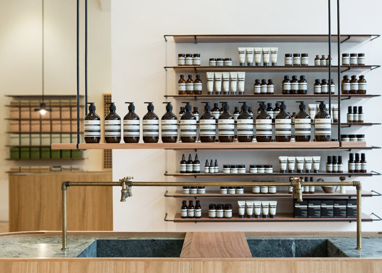 2 Of 8 Aesop Rundle Street In Adelaide By Genesin Studio