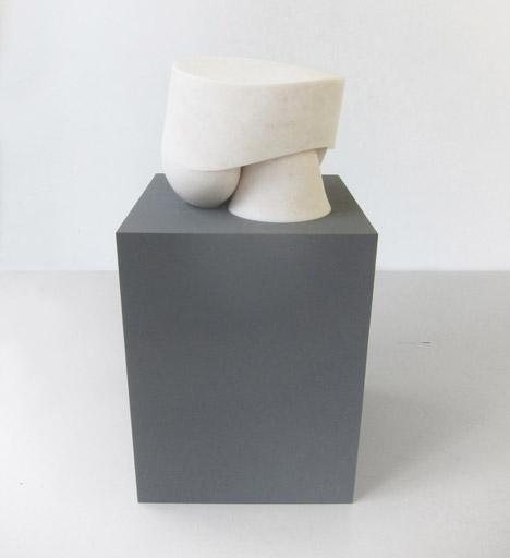 Aldo Bakker at Galerie Vivid, Rotterdam