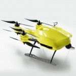 """Ambulance Drone could deliver life-saving equipment """"within one minute"""""""