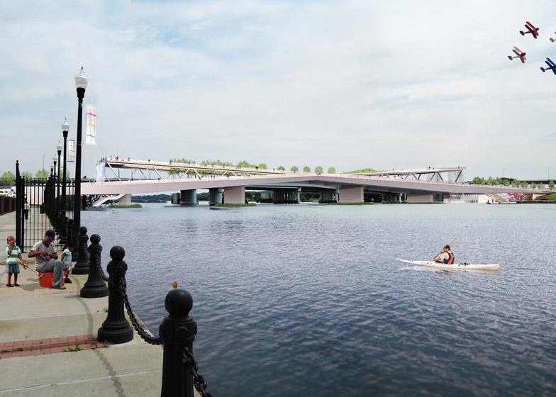 11th Street Bridge Park by OMA and OLIN