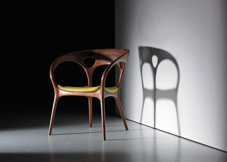 Harper Chair by Noe Duchaufour-Lawrance