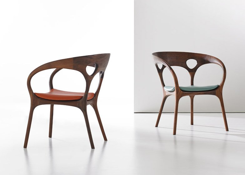 ... Anne Chair By Ross Lovegrove