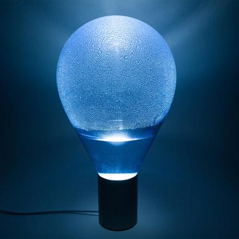 Atmos lamp by Arturo Erbsman