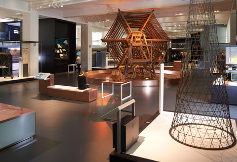 Barber and Osgerby's gallery for the Science Museum in London