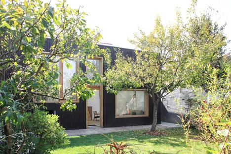 Acajou by Bertin Bichet Architectes