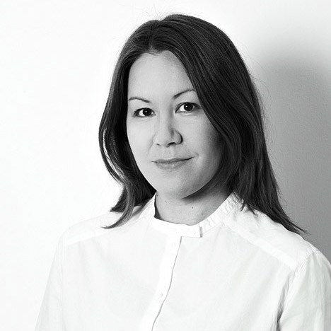 Marie Honda, managing director of COS