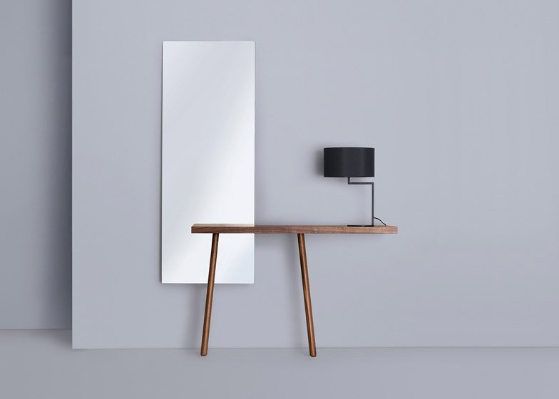 Carla and Carlo Dressing Table by Florian Schmid