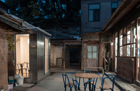Courtyard by Peoples Architecture