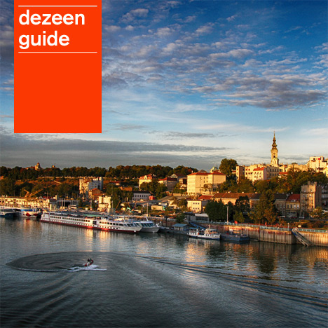 Dezeen Guide update - Belgrade