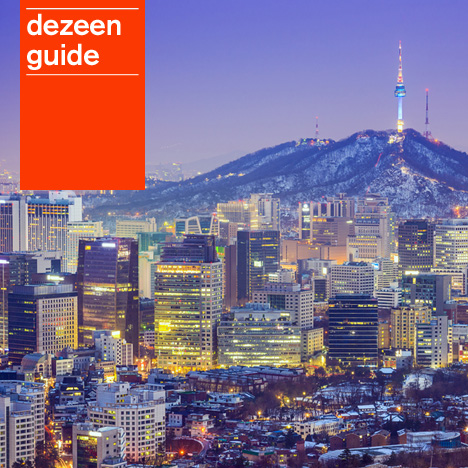 Dezeen Guide update, Seoul