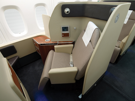 Inside the Qantas A380