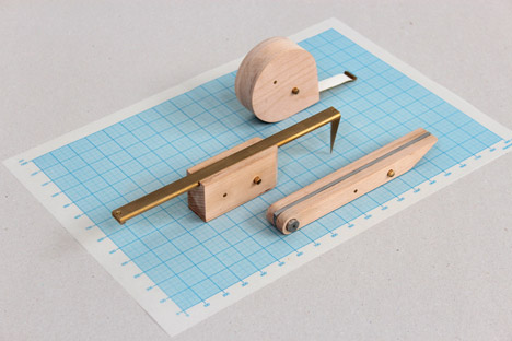 Digital Calliper by Unfold