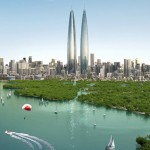 Dubai plans to build world's tallest twin towers