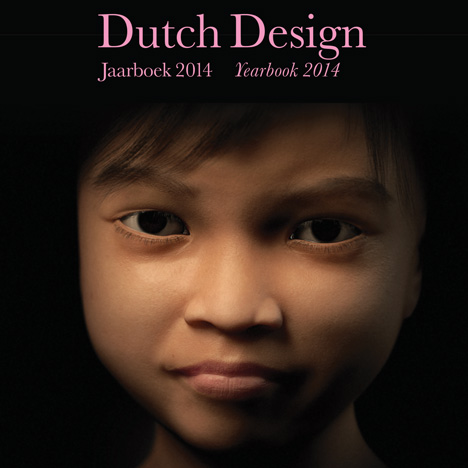 Dutch Design Yearbook 2014 cover