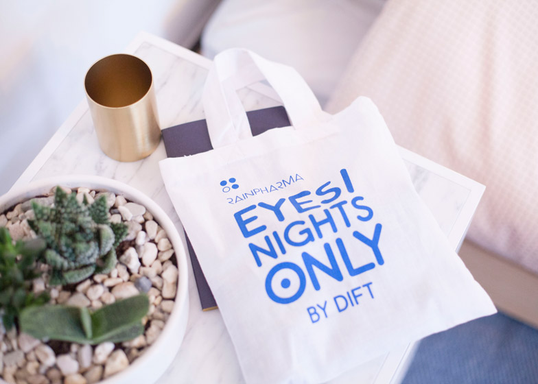 Eyes/Nights Only by Dift and RainPharma