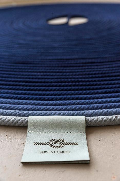 Fervent Carpet by Studio Siem & Pabon