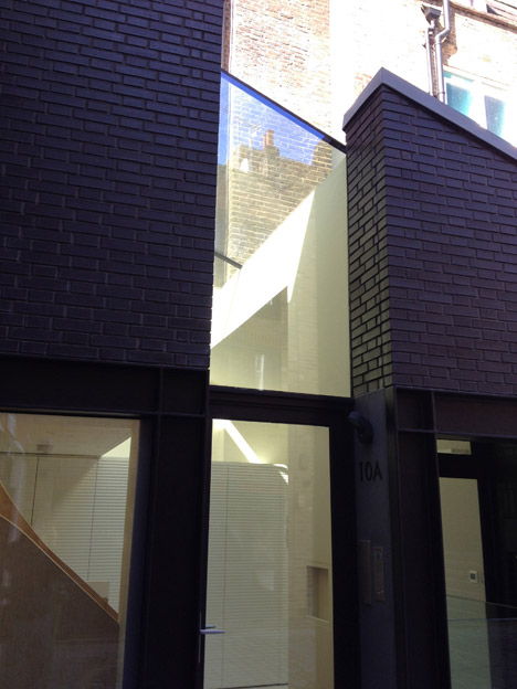 Fitzrovia Mews House by Norton Ellis